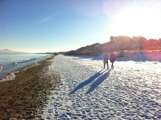 Portmarnock Beach: beach