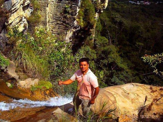 Amazonas Region, Peru: CATARATA DE AHSPACHACA
