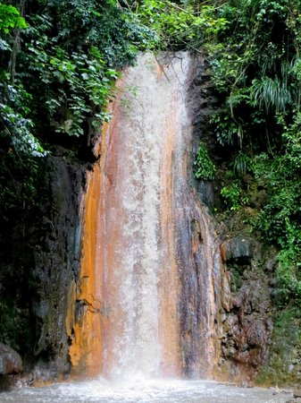 Coco Palm Resort: Diamond Waterfall