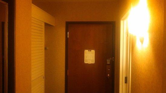 Hyatt Regency Reston: FRONT DOOR