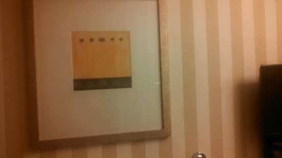 Hyatt Regency Reston: PICTURE ON THE WALL