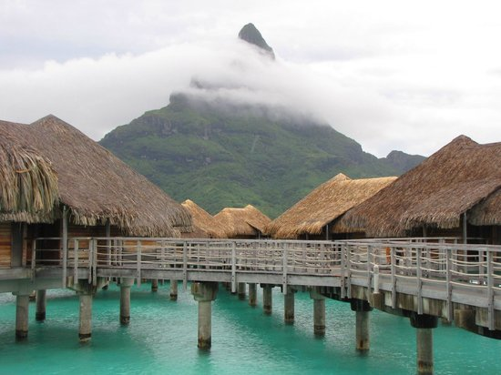 InterContinental Thalasso-Spa Bora Bora: Intercontinental Thalasso