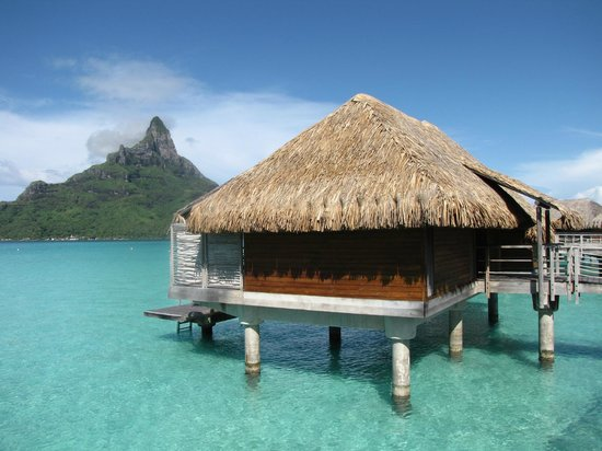 InterContinental Bora Bora Resort & Thalasso Spa: Intercontinental Thalasso Villa 125