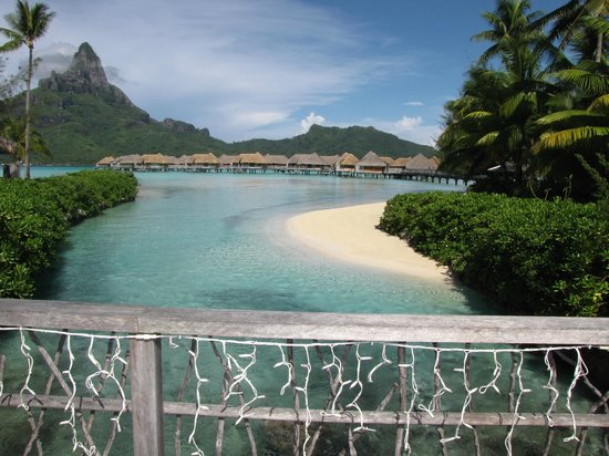 InterContinental Bora Bora Resort & Thalasso Spa: Intercontinental Thalasso