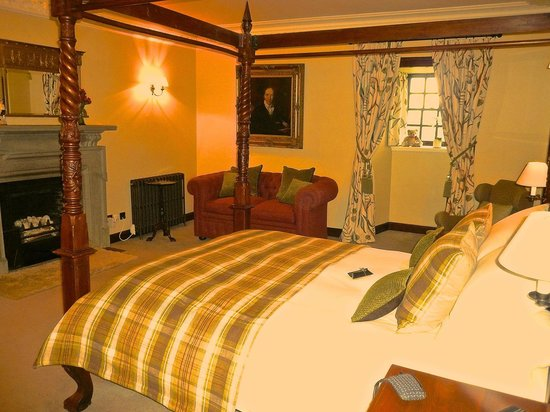 Barcaldine Castle: Breadalbane Room