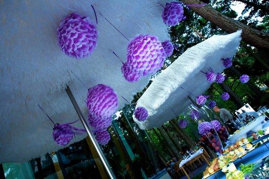 Palanga Spa Luxury : wedding decoration