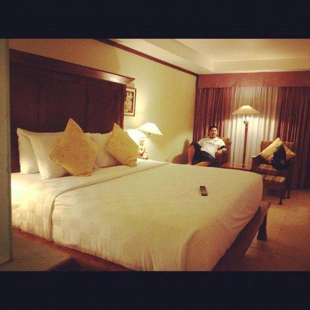 Ramayana Resort & Spa: Our room