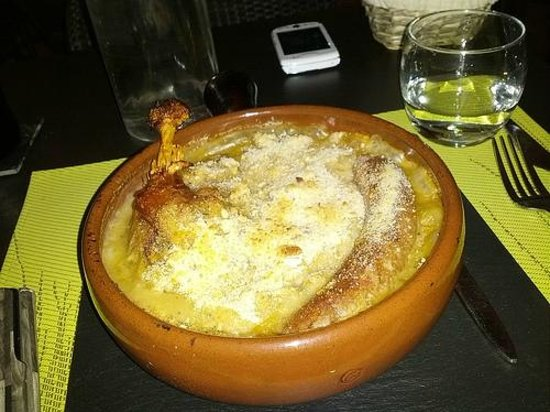 Cassoulet at Le Cyrilou
