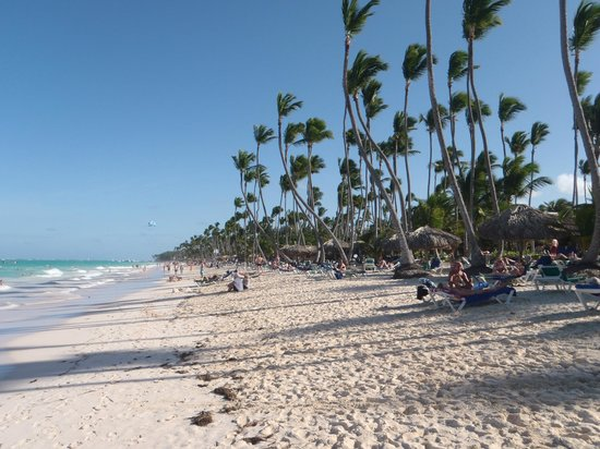 Bavaro Beach : Tropical paradise