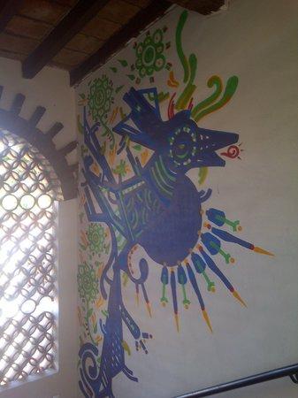 La Iguana de Oro: Expresiones