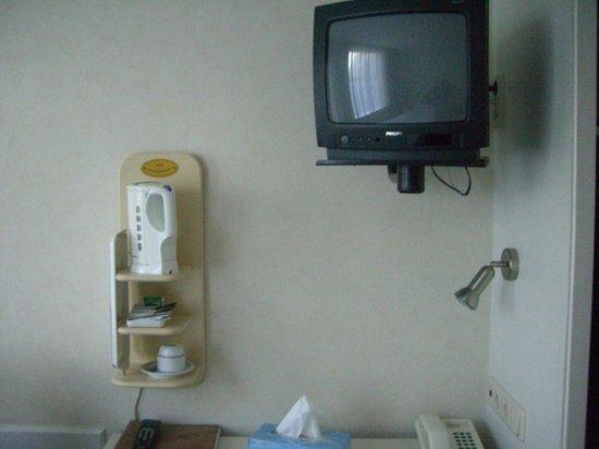 Hotel Leeuwenbrug: Room