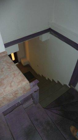 City Hostel Skopje : la scala sicura