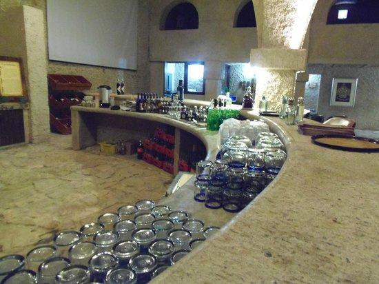 Matices Hotel de Barricas: Taberna
