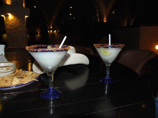 Matices Hotel de Barricas: Margarita de cortesía