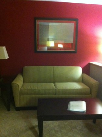 Holiday Inn Hotel & Suites Anaheim - Fullerton: Seating area