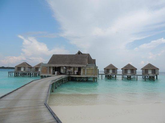 Anantara Kihavah Maldives Villas: The Spa