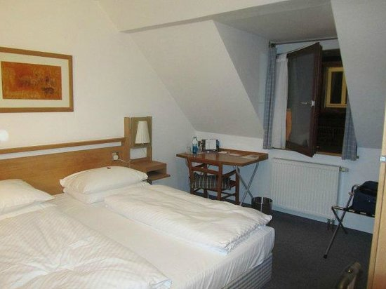 Hotel Agneshof : Room