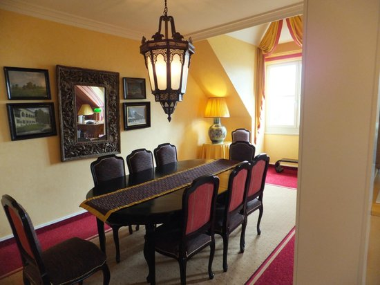 Vienna House Dream Castle Paris: la salle à manger