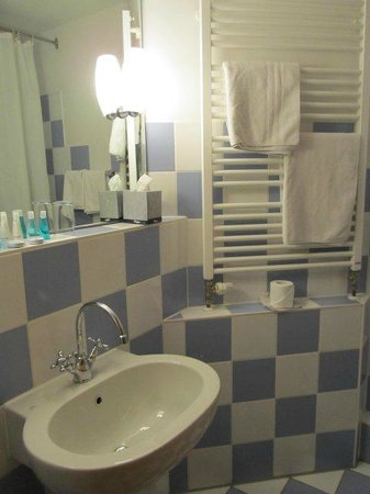 Hotel Agneshof: Bathroom