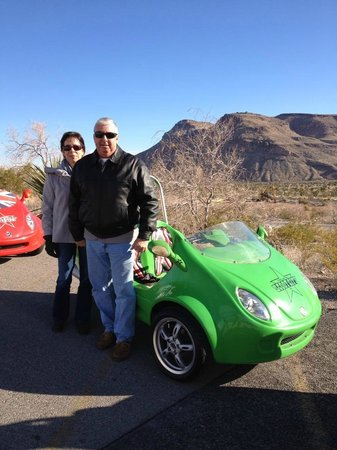 Scoot City Tours: red rock canyon 2012