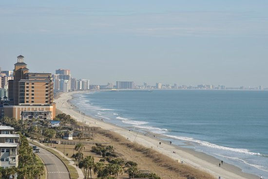 Beach Colony Resort: n. myrtle beach