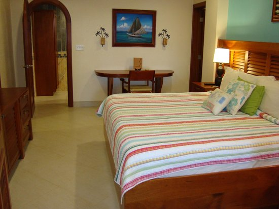 Grand Caribe Belize Resort and Condominiums: One bedroom suite
