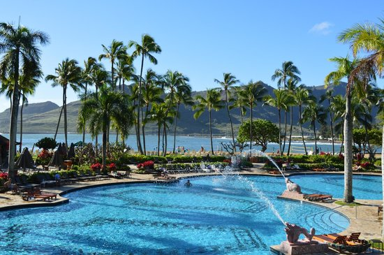 Marriott's Kaua'i Beach Club: Great pool