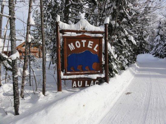 Motel Ours Bleu: la magie