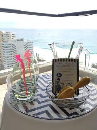 QT Gold Coast: when life gives you lemons....!!! 