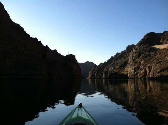 Boulder City River Riders - Day Tours: Starting off-