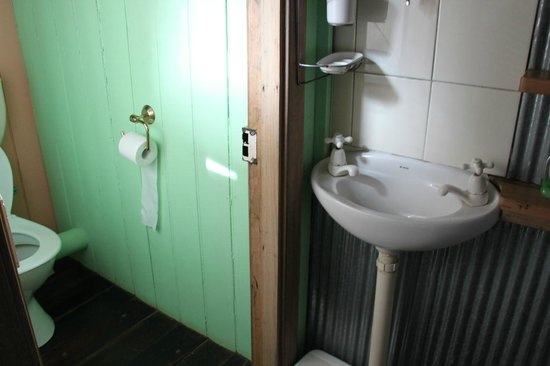 Country Gate: toilet