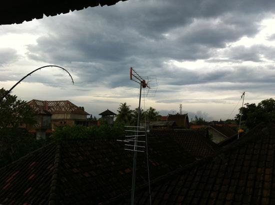 جانغكريك هومستاي: view from balcony