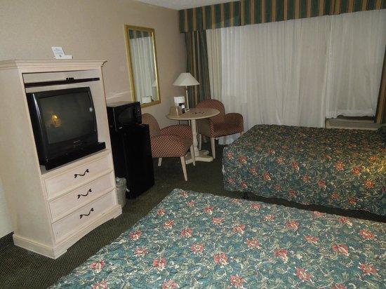 Stadium Hotel: Room 603