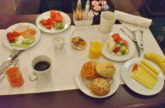 Rich Breakfast Picture Of Moscow Marriott Grand Hotel Moscow Tripadvisor