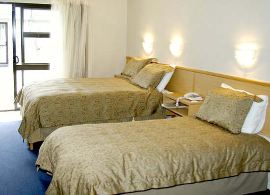 Abbots Hamilton Hotel and Conference Centre: Spa Room