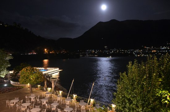 Villa d'Este: Full Moon ordered just for US!
