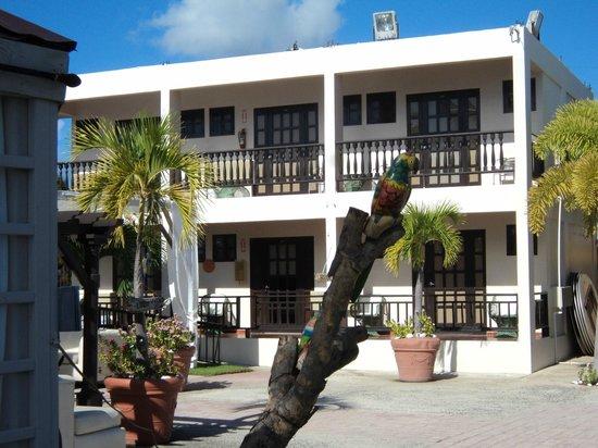 Grand Bahi-a Ocean View Hotel: Los Cuartos.