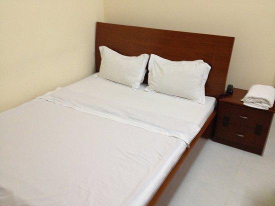 Nhat Thao Guesthouse : Bett