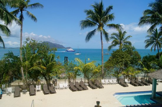 Fitzroy Island Resort: view