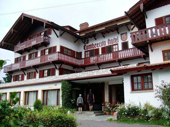 Hotel & Resort La Cumbrecita : Fachada del Hotel