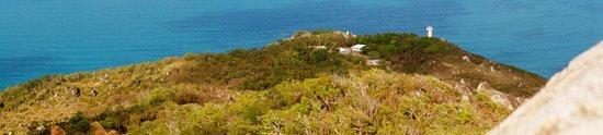 فيتزروي أيلاند ريزورت: view from the summit 