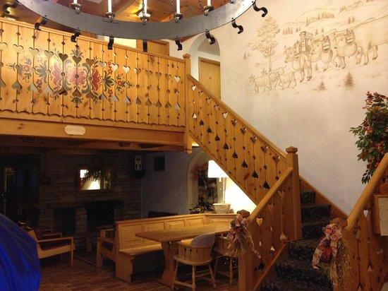 Chalet Landhaus: Lobby