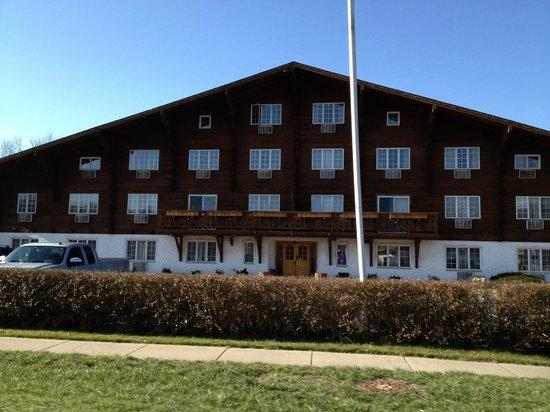 Chalet Landhaus: Hotel