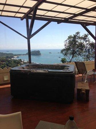 La Mariposa Hotel: yacuzzi camera 56 suite