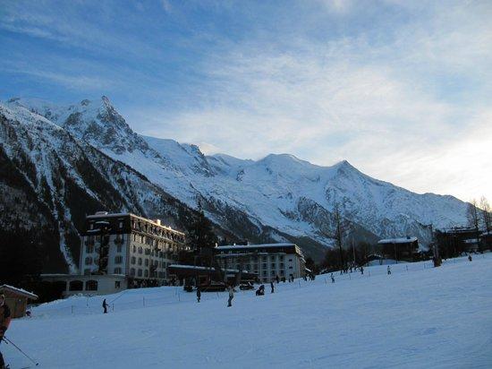 Chamonix Sport Aventure: Chamonix snowboard lesson with Gaby