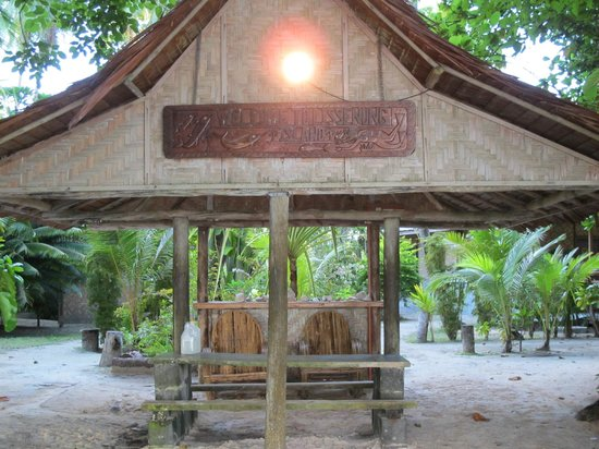 Lissenung Island Resort: Welcome to Lissenung