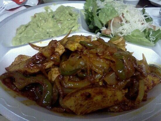 Fiesta Fresh Mexican Grill: great guacamole!