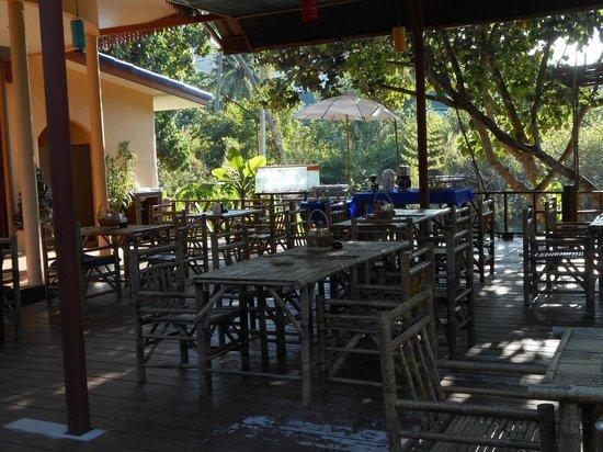Blue Resort & Spa: breakfast place