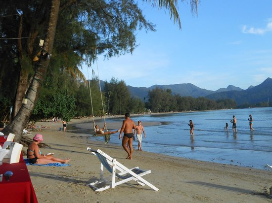 Blue Resort & Spa: beautiful beach