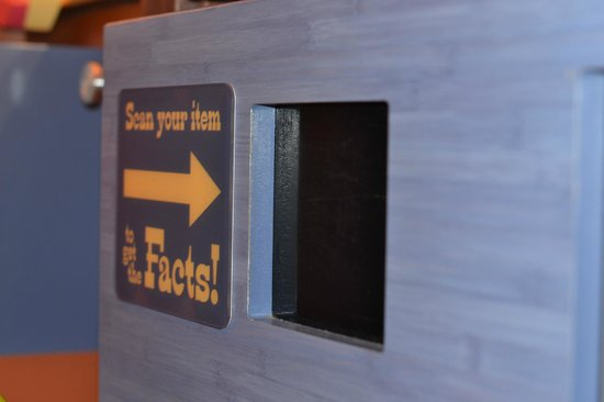 Джексон, Миссисипи: Grocery scanner...really works!